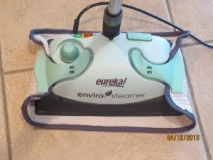 Eureka Enviro Steamer