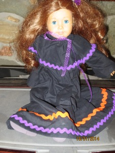 An American Girl Witch
