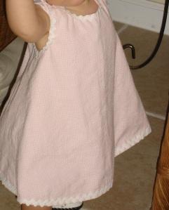 First Dress